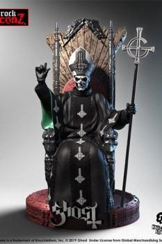 Ghost Rock Iconz Statue Papa Emeritus II 22 cm