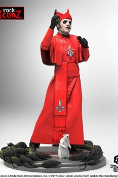 Ghost Rock Iconz Statue Cardinal Copia (Red Cassock) 22 cm