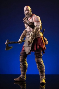 God of War (2018) Actionfigur 1/6 Kratos 33 cm