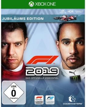F1 2019  Jubiläums Edition - XBOX One