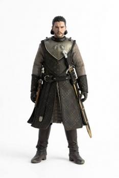 Game of Thrones Actionfigur 1/6 Jon Snow (Season 8) 29 cm