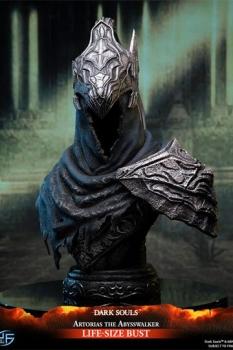 Dark Souls Life-Size Büste Artorias der Abgrundschreiter 74 cm