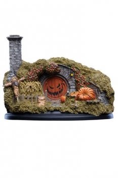 Der Hobbit Eine unerwartete Reise Statue 16 Hill Lane Halloween Edition 11 cm