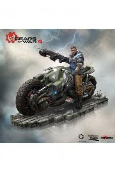 Gears of War 4 Collectors Edition PVC Statue JD Fenix 28 cm