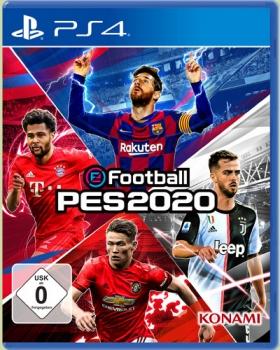 PES 2020 - Playstation 4