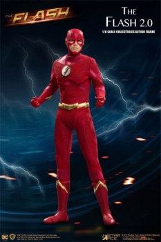 The Flash Real Master Series Actionfigur 1/8 The Flash 2.0 Normal Version 23 cm