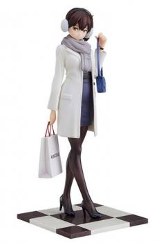 Kantai Collection PVC Statue 1/8 Kaga Shopping Mode 21 cm