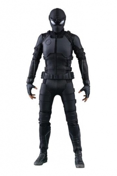 Spider-Man: Far From Home Movie Masterpiece Actionfigur 1/6 Spider-Man (Stealth Suit) 29 cm