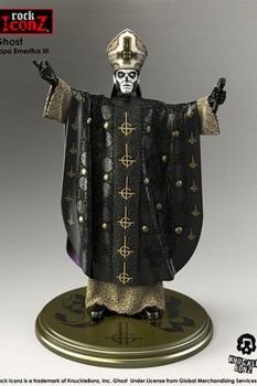 Ghost Rock Iconz Statue Papa Emeritus III 22 cm