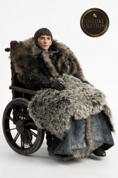 Game of Thrones Actionfigur 1/6 Bran Stark Deluxe Version 29 cm