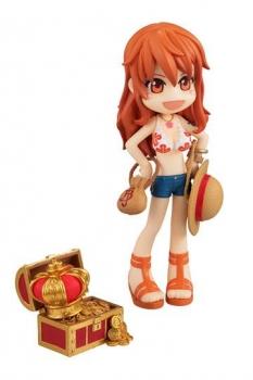 One Piece P.O.P x Pinky:st PVC Statue Street Nami 10 cm