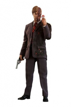 The Dark Knight Movie Masterpiece Actionfigur 1/6 Two-Face 2019 Toy Fair Exclusive 31 cm
