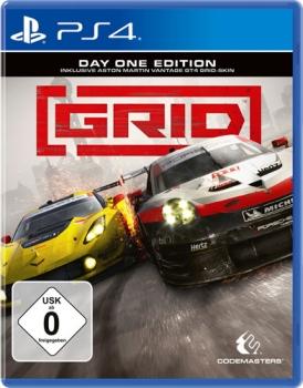 GRID  Day One Edition - Playstation 4