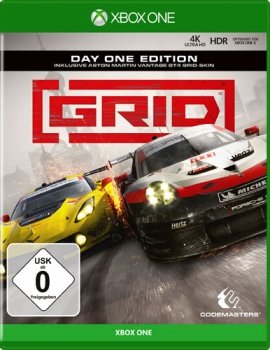 GRID  Day One Edition - XBOX One