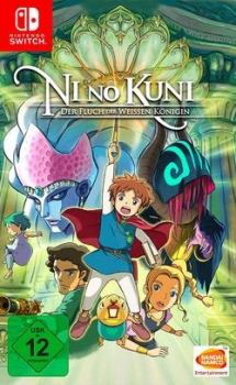 Ni no Kuni: Der Fluch der Weißen Königin - Nintendo Switch