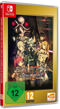 Sword Art Online: Fatal Bullet  Complete Edition - Nintendo Switch