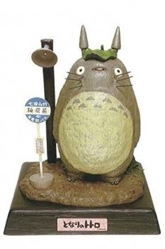 Mein Nachbar Totoro Diorama mit Leuchtfunktion Totoro
