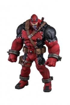Marvel: Sturm der Superhelden Video Game Masterpiece Actionfigur 1/6 Venompool 37 cm