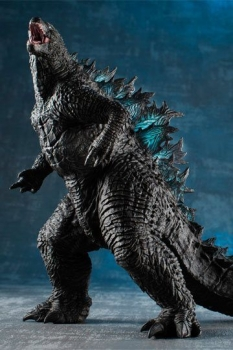 Godzilla II: King of the Monsters Chou Gekizou Series PVC Statue Godzilla 29 cm