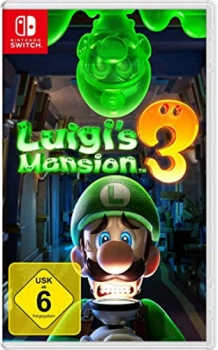 Luigi´s Mansion 3 - Nintendo Switch