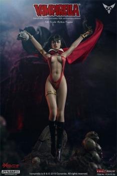 Vampirella Actionfigur 1/6 Vampirella by Jose Gonzalez 50th Anniversary Edition 30 cm