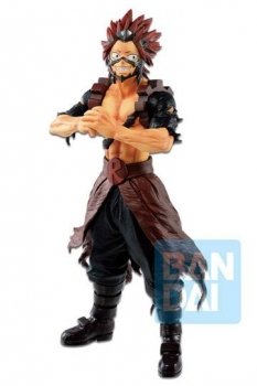 My Hero Academia Ichibansho PVC Statue Eijiro Kirishima (Fighting Heroes feat. Ones Justice) 24 cm