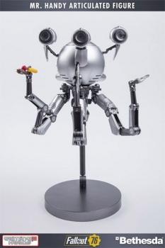 Fallout 76 Actionfigur Mister Handy 30 cm