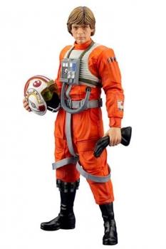 Star Wars ARTFX+ Statue 1/10 Luke Skywalker X-Wing Pilot 17 cm