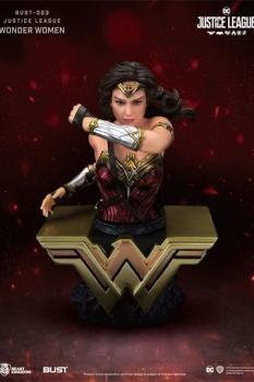 Justice League PVC Büste Wonder Woman 15 cm