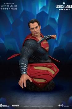 Justice League PVC Büste Superman 15 cm