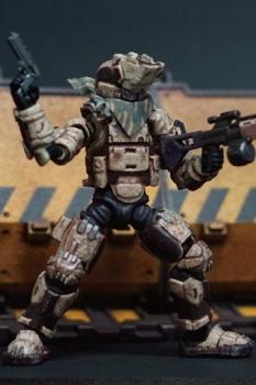 Acid Rain FAV Actionfigur 1/18 Seth Ranger