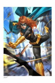 DC Comics Kunstdruck Batgirl #32 by Derrick Chew 61 x 46 cm - ungerahmt