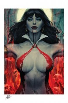 Vampirella Kunstdruck Vampirella #2 by Stanley Lau 61 x 46 cm - ungerahmt