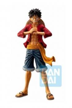 One Piece Ichibansho PVC Statue The Bonds of Brothers Ruffy 28 cm