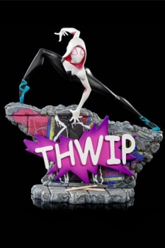 Spider-Man: A New Universe BDS Art Scale Deluxe Statue 1/10 Gwen Stacey