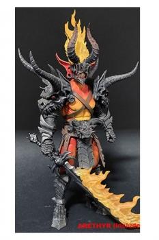 Mythic Legions: Arethyr Actionfigur Arethyr 15 cm
