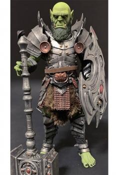 Mythic Legions: Arethyr Actionfigur Vorthogg 15 cm