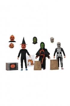 Halloween III Retro Actionfiguren 3er-Pack Kids 15 cm
