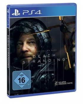 Death Stranding -Playstation 4