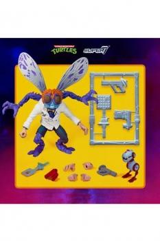 Teenage Mutant Ninja Turtles Ultimates Actionfigur Baxter Stockman 18 cm