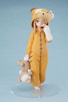 Girls und Panzer das Finale PVC Statue 1/7 Alice Shimada Boco Pajamas Ver. 21 cm