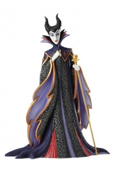 Disney Couture de Force Statue Maleficent (Dornröschen) 22 cm