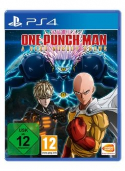 One Punch Man: A Hero Nobody Knows Playstation 4