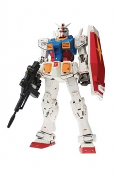 Mobile Suit Gundam: The Origin GFFMC Actionfigur RX-78-02 Gundam 40th Anniversary Ver. 18 cm
