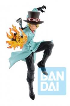 One Piece Ichibansho PVC Statue Great Banquet Sabo 16 cm