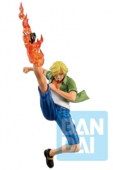 One Piece Ichibansho PVC Statue Great Banquet Sanji 14 cm