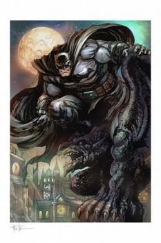 DC Comics Kunstdruck Batman: The Dark Knight 46 x 61 cm - ungerahmt