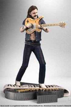 Motörhead Rock Iconz Statue Lemmy III 23 cm