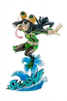 My Hero Academia PVC Statue 1/8 Tsuyu Asui Hero Suit Ver. 20 cm