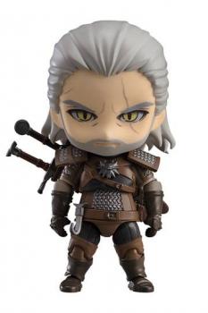 The Witcher 3 Wild Hunt Nendoroid Actionfigur Geralt 10 cm